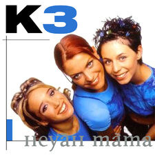 K3 heyahmama album