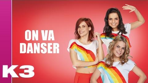 On va danser (Lyric video)