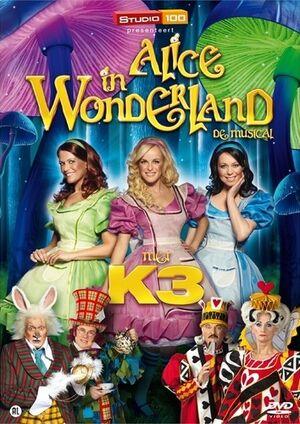 AliceInWonderland dvd
