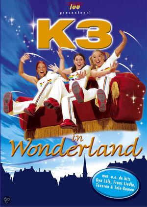 K3inWonderland show