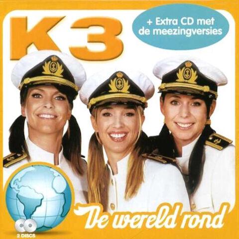 <i>De wereld rond</i> (2009) heruitgave album cover