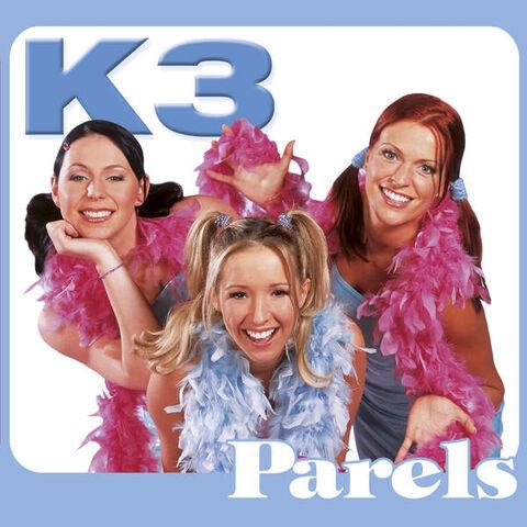 <i>Parels</i> (2008) heruitgave album cover