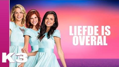 Liefde is overal (Lyric video)