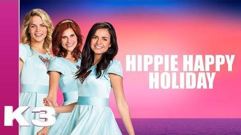 Hippie happy holiday