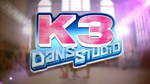 K3 Dansstudio titelscherm