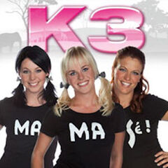 K2 zoekt K3 cover met Josje