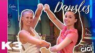 Leer het dansje van 'Jij bent mijn Gigi'!