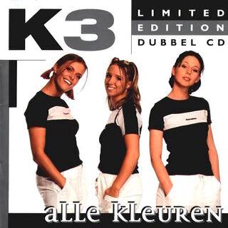 <i>Alle kleuren</i> (Limited edition) album cover