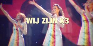 WijZijnK3 titelscherm