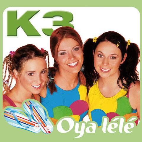 <i>Oya lélé</i> (2009) heruitgave album cover