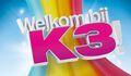 Welkom bij K3 titelscherm
