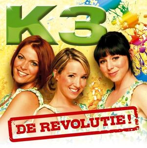 DeRevolutie 2008 single