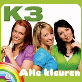 <i>Alle kleuren</i> (2008) heruitgave cover