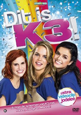 DitIsK3! dvd