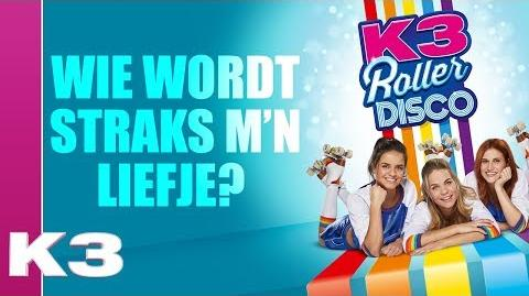 Wie wordt straks m'n liefje (Lyric video)