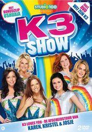 K3LovesYou afscheidstour DVD