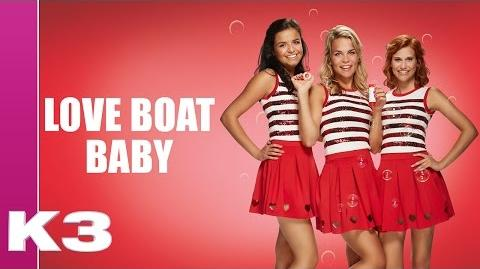 Love boat baby (Lyric video)