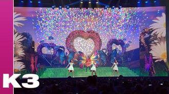 10.000 Luchtballonnen - Vlindershow