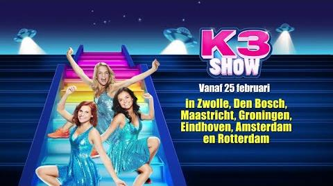 K3 Show 2017 - Trailer (Nederland)
