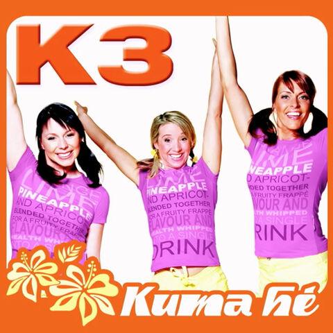 <i>Kuma hé</i> (2009) heruitgave album cover