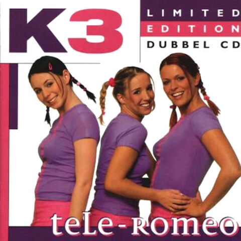 <i>Tele-Romeo</i> (Limited edition) album cover