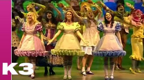 Alice in Wonderland, de musical