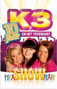 K3enhettoverhart DVD