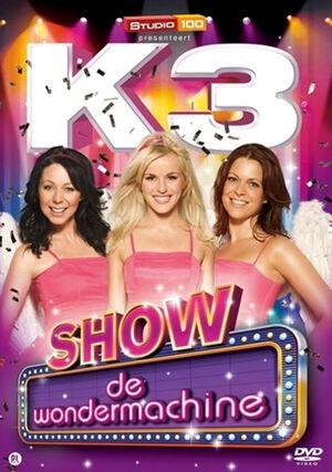 K3 Show DeWondermachine DVD