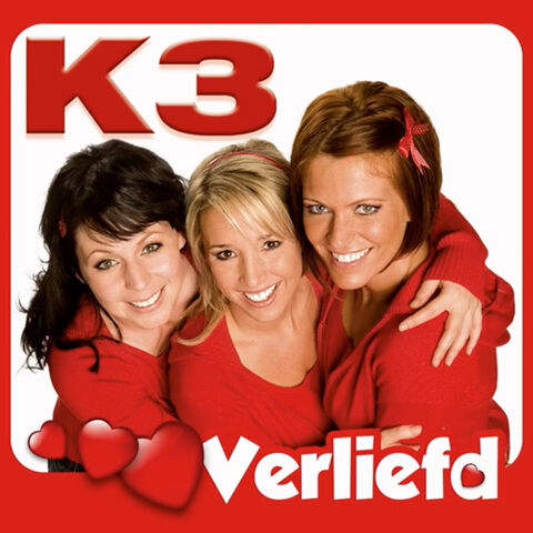 <i>Verliefd</i> (2009) heruitgave album cover