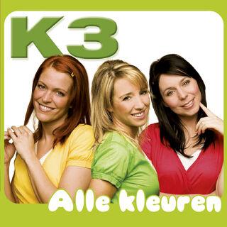 <i>Alle kleuren</i> (2008) iTunes album cover