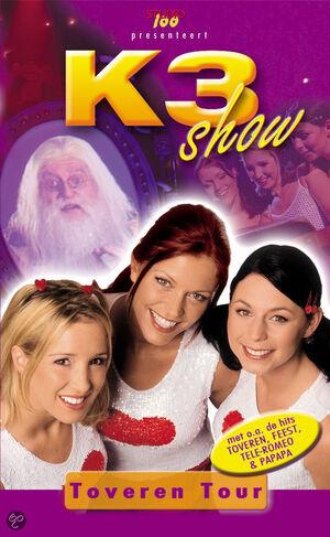 ToverenTour dvd 2003