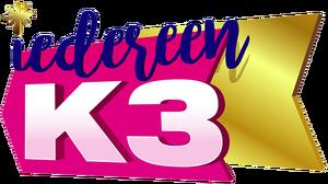 IedereenK3 logo tv