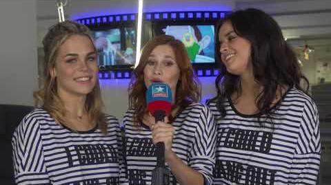 K3 heeft spannend nieuws rond hun nieuwe film 'K3 Love Cruise'!