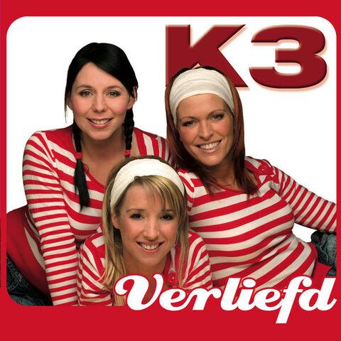 <i>Verliefd</i> (2009) iTunes album cover