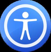 Mac accessability icon