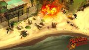Flashback Strandangriff