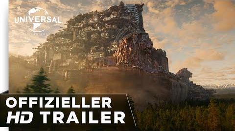 Mortal Engines Krieg der Städte - Trailer