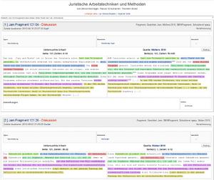 Vorgestelltes Wiki VroniPlag Screen 1