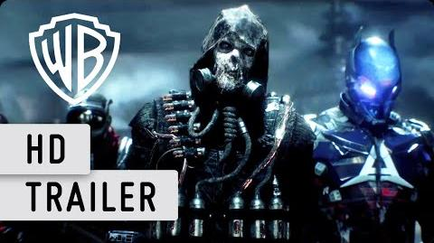 BATMAN ARKHAM KNIGHT - Launch Trailer Deutsch HD German