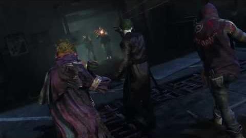 Batman Arkham Origins - Multiplayer Trailer German