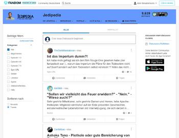 Jedipedia Liste