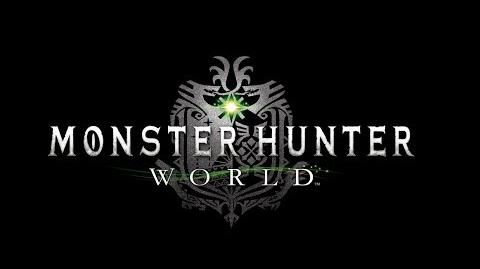 Monster Hunter World Trailer E3 2017 PS4, Xbox One, PC