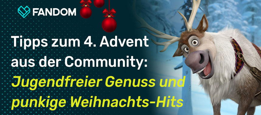 Social Advents-Tipps Community Slider Schlabberhose