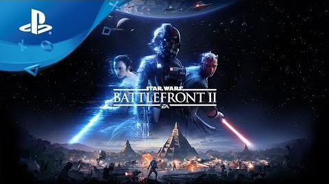 Star Wars Battlefront 2 - Reveal Trailer PS4, deutsch