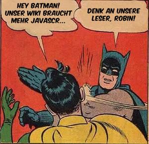 Mehr JavaScript
