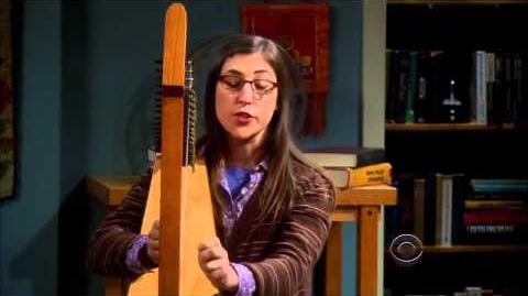 Amy Farrah Fowler - The Girl From Ipanema (The Big Bang Theory) - HD