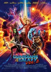 Guardians of the Galaxy Vol. 2 Kinoposter