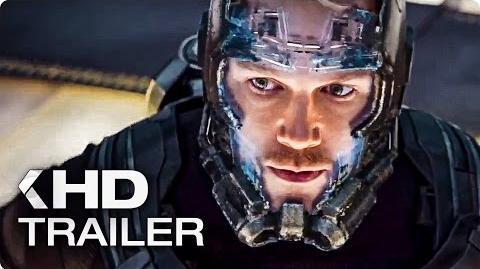 GUARDIANS OF THE GALAXY 2 Trailer German Deutsch (2017)