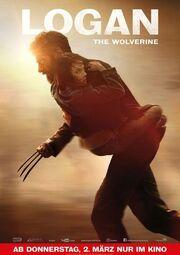 Logan - The Wolverine Kinoposter
