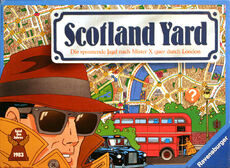 Scotland Yard Artwork